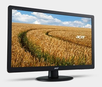 "Acer REFURBISHED 23"" Widescreen LED Backlit Monitor - 1920 x 1080, 16:9, 60Hz, 5ms, D-SUB VGA - S230HLRB - ET.VS0HP.001, Monitors, Acer - TiGuyCo Plus"