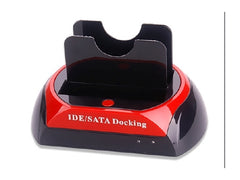 "All-in-1 HDD Docking Station - 2.5"" & 3.5"", SATA & IDE Combo, USB 2.0"
