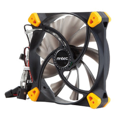 Antec TrueQuiet 120 Cooling Fan - 1 x 120 mm - 1000 rpm - Black
