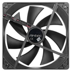 Antec TwoCool Cooling Fan - 1 x 120 mm - Black with Blue LED