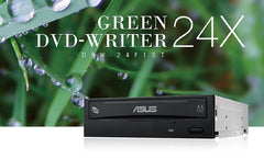 Asus DRW-24F1ST DVD-Writer - OEM Pack - DRW-24F1ST BLK B AS