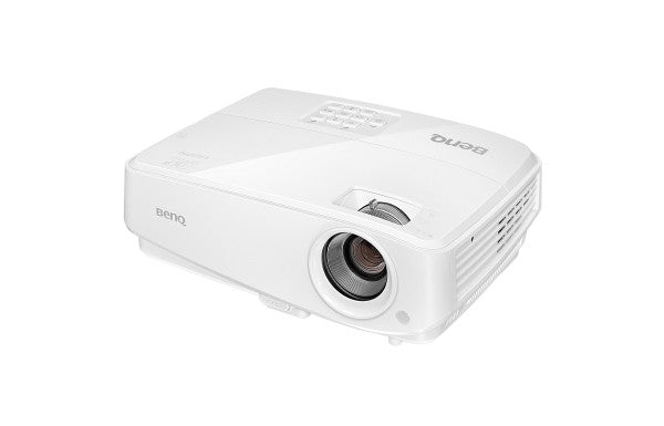 !  A  ! BenQ MS527E 3D Eco-Friendly SVGA Business DLP Projector - 576p - EDTV - 4:3 - Dual HDMI - Ceiling, Front - 210 W - 4000 Hour Normal Mode - 6000 Hour Economy Mode - 800 x 600 - SVGA - 13,000:1 - 3300 lm - HDMI - USB - 250 W - White, Projectors, BenQ - TiGuyCo Plus