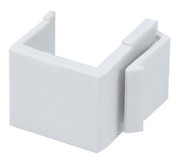 Blank Insert For Wall Plate - White - 10pcs, Wallplates, TiGuyCo Plus - TiGuyCo Plus