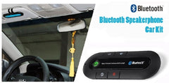 Bluetooth In-Car Multipoint Speakerphone Visor Car Kit