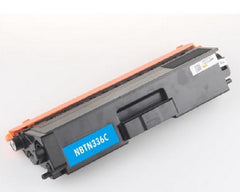Compatible with Brother TN-336C Cyan New Compatible Toner Cartridge (High Yield)
