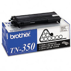 !!! A !!! Brother TN-350 Black OEM Toner Cartridge - TN-350BK