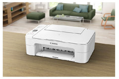 Canon PIXMA TS3120 Wireless Inkjet All-In-One Printer - White