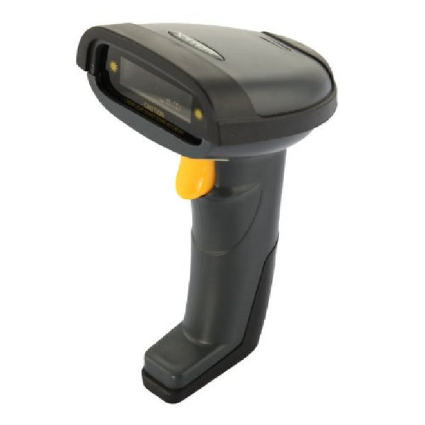 DBPOWER Cordless Laser Barcode Scanner Reader - USB Adapter - Black, Barcode Scanners, DBPOWER - TiGuyCo Plus