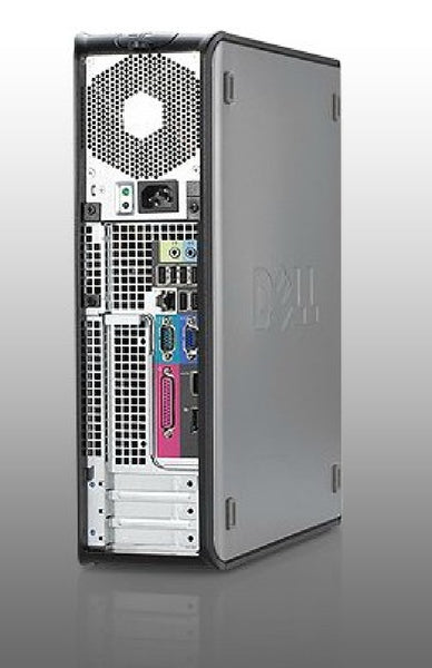 DELL Optiplex 780 Small Form Factor - Intel Core 2 Duo E7500 - 2933 MHz -  2GB DDR3 - 250GB HD - DVDR - Windows 7 Ultimate - Out of Lease No  2