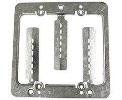 DIGIWAV Double-Gang Metal Mud-Ring Drywall Bracket