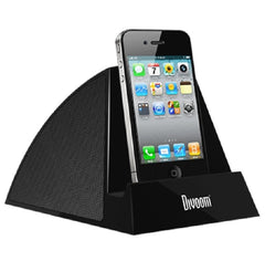 Divoom IFIT-3 Portable Universal Sound Stage - Mobile - Tablet Speaker - Black