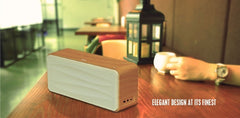 !!! A New Addition !!! Divoom ONBEAT-500 2.1 Subwoofer Bluetooth 4.0 Wireless Speaker - 2nd Generation - Ivory