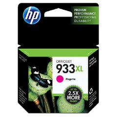 HP 933XL Magenta Officejet OEM Ink Cartridge - Retail Box