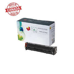 Compatible with HP CF210X (131X) Black Remanufactured Eco Tone Toner - 2.4K