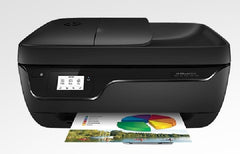HP OfficeJet 3833 All-in-One Color Inkjet Printer - Wireless, Print, Copy, Scan, Fax - K7V37A#B1H