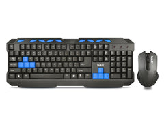 !    A    !    Havit HV-KB539CM USB2.0 Multimedia Gaming Keyboard Mouse Combo - Black