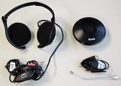 Agama Audio Combo (Headset + Speaker)
