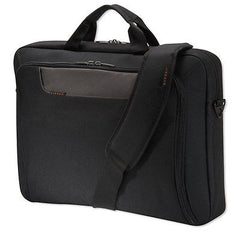 !     A     !    Everki Advance Notebook Briefcase - 17in, Black