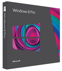 Microsoft Windows 8 Pro 32-Bit/64-Bit English VUP DVD - Upgrade
