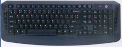 GE Wireless 2.4 Ghz Bilingual Keyboard and Optical Mouse (20603)