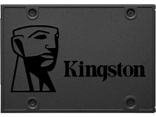 120GB Kingston SSD A400 2.5in Solid State Drive LP - SA400S37/120G, Solid State Drives, Kingston - TiGuyCo Plus