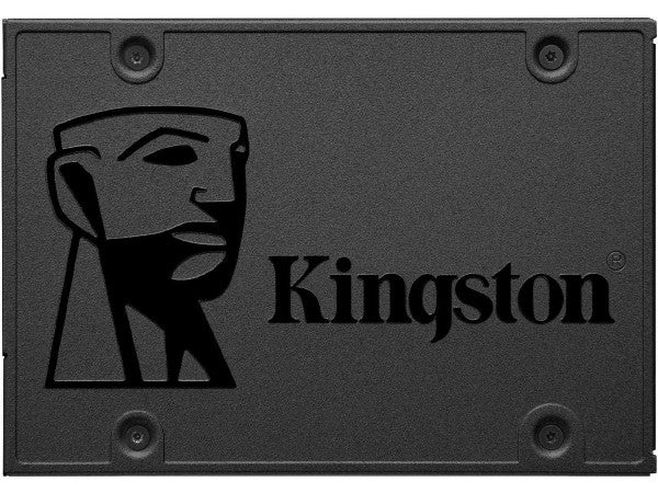120GB Kingston SSD A400 2.5in Solid State Drive - SA400S37/120G, Solid State Drives, Kingston - TiGuyCo Plus