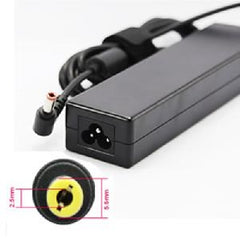 For Lenovo - 20V - 3.25A - 65W - 5.5 x 2.5mm Laptop AC Power Adapter