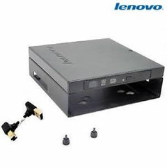 Lenovo ThinkCentre Tiny VESA 03T9717 Mount + Slim USB CD DVD Burner 04X2176 - USED - Pulled