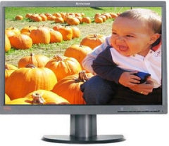 Lenovo ThinkVision L2251p 22-inch Wide Flat Panel LCD Monitor - 1680 x 1250 - VGA - DisplayPort - Used - 2572-HD6