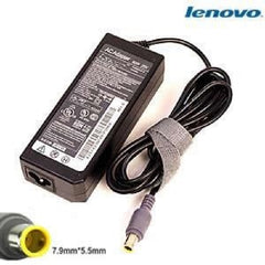 Lenovo - Used Original - 20V - 3.25A - 65W - 7.9 x 5.5mm Laptop AC Power Adapter - USED - Black
