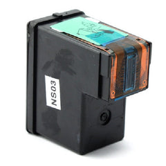 Compatible with Lexmark #16 Black Remanufactured Ink Cartridge (10N0016)