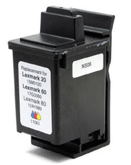 Compatible with Lexmark #20 Color Remanufactured Ink Cartridge (15M0120)