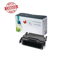 Compatible with Lexmark T650 T650H11A Remanufactured Toner Cartridge -  25K - Black