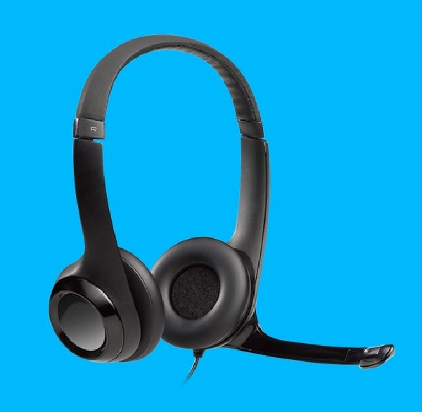 51825ae8492 Logitech H390 USB Computer Headset With enhanced digital audio and in- –  TiGuyCo Plus