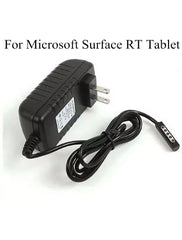 For Microsoft Surface RT Tablet AC Charger Adapter Power Supply Cord Cable - Black