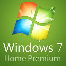 Microsoft Windows 7 SP1 Home Premium 64-Bit OS - OEM DVD, English