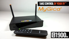 MyGica ATV 1900ac Quad Core Android 4K HDTV Box with Kodi (xbmc) - ATV1900AC