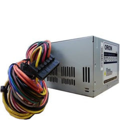 Orion HP500 Power Supply (OEM) - Absolutely Silent - 500W - ATX 12V 2.1 - 8cm Fan - SATA Connectors - ORHP500