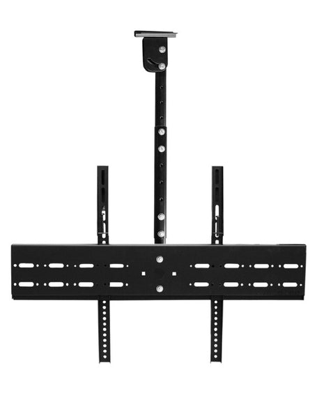 "!!! A !!! Power Pro Audio PPA-034 TV Ceiling Mount - 37"" to 70"" TV - 180 Degree Rotation - +/- 5 Degree Tilt - VESA 700mm x 500mm - Hold up to 175lbs - Black"