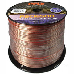 Pyle Link 500 ft. 16GA Speaker Wire - 2 Conductor - PSC16500