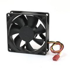 ReFine 80mm 3-Pin Connector DC 12V 0.18A CPU Cooler Cooling Fan - Black