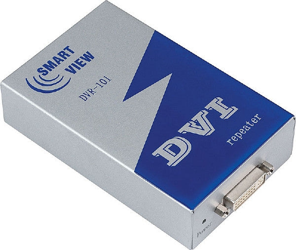 SMART VIEW Intelligent DVI Repeater - DVR-101, Audio/Video Extenders, Smart View - TiGuyCo Plus