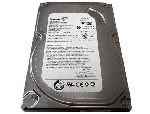 Seagate Pipeline 320GB 3 5
