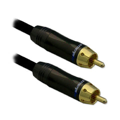 6 ft. Streamwire Coaxial Digital Audio Cable - Black