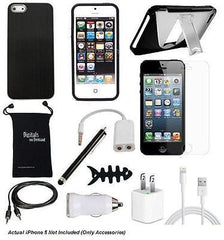 iPhone 5 - 12-item Accessory Bundle - Great Value!