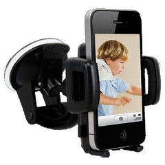 TC - Windshield Suction Mount for GPS, iPhones, iPods and Other Mobile Devices