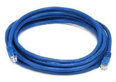15 ft. Blue High Quality Cat6 550MHz UTP RJ45 Ethernet Bare Copper Network Cabl