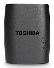 Toshiba Canvio® Wireless Adapter - IEEE 802.11n - Wi-Fi Adapter for Smartphone, Tablet, Notebook, Portable Hard Drive
