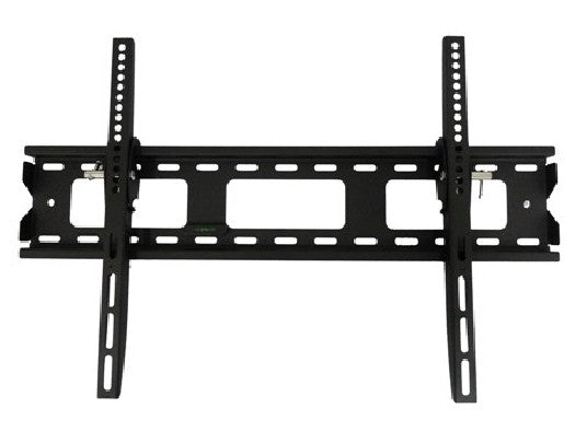 TC - 32-63in TV Wall Mount - Tilt -12 to 0 degrees - VESA 600mm x 400mm - Hold up to 132lbs (60kgs) - Black, TV Mounts & Brackets, TygerClaw - TiGuyCo Plus