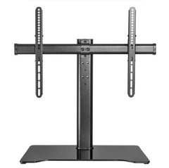 "Universal Tabletop Stand for HDTV for TV size 32"" to 55"" LED or LCD Flat Panel TVs - Black"
